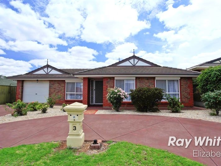 3 Gapper Court, Craigmore, SA 5114