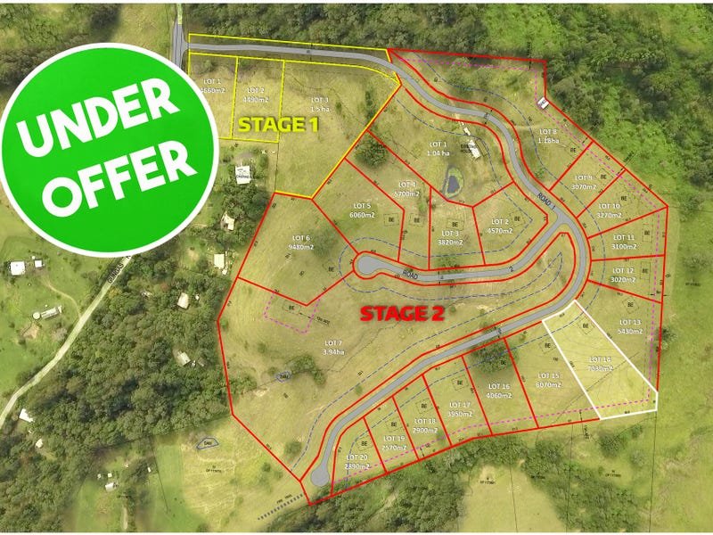 Lot 14, 198 Gungas Road, Nimbin, NSW 2480