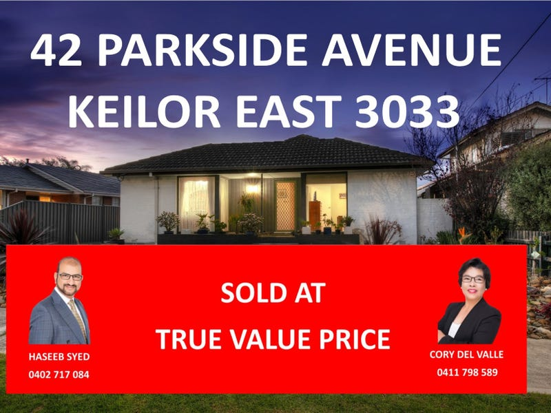 42 Parkside avenue, Keilor East, Vic 3033