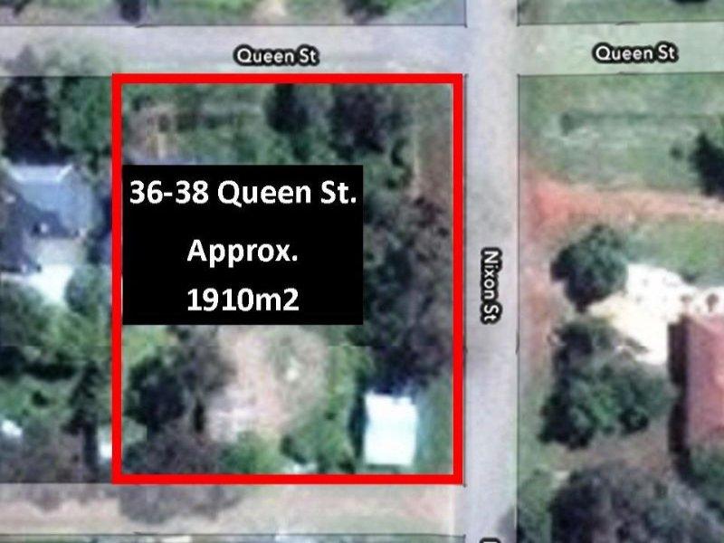36-38 Queen Street, Dookie, Vic 3646