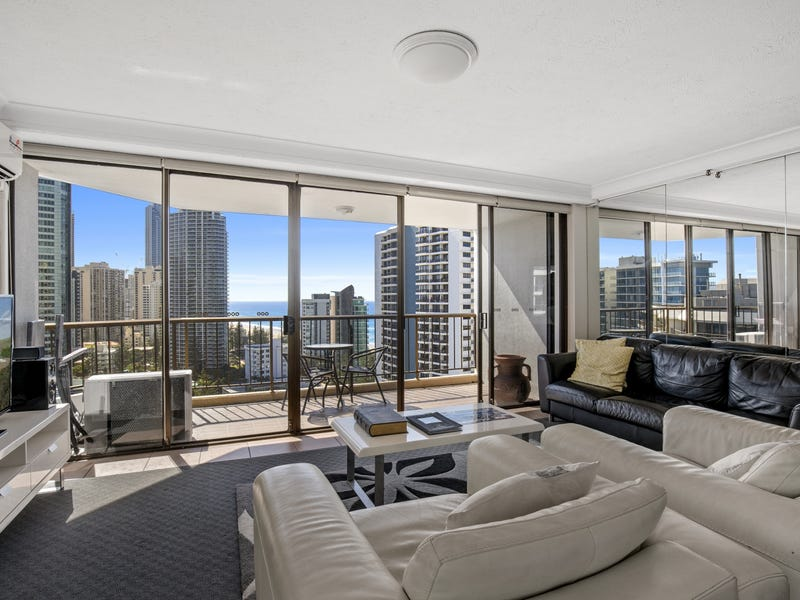 1801/5 Enderley Ave, Surfers Paradise, Qld 4217