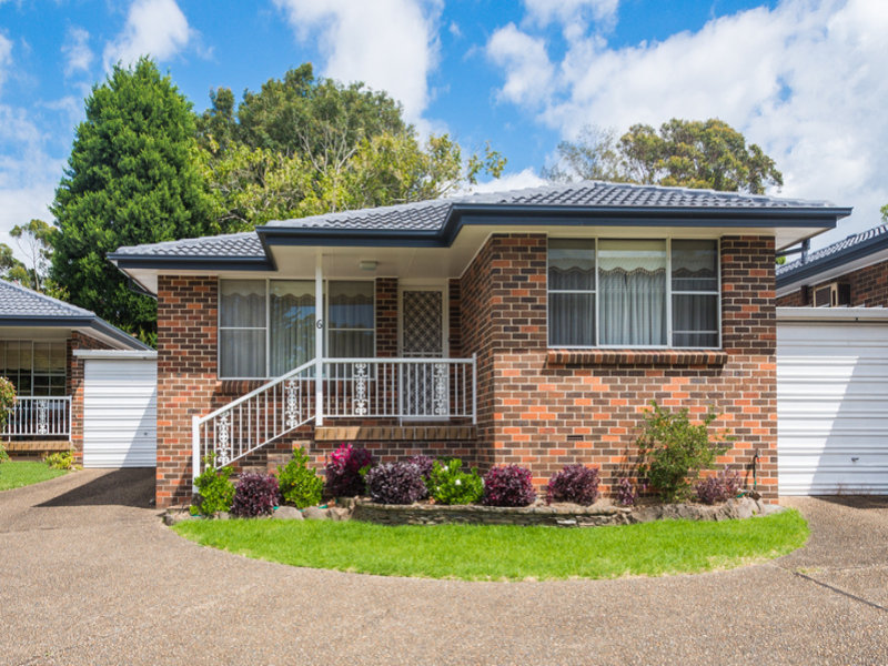 6/78 Hotham Road, Gymea, NSW 2227
