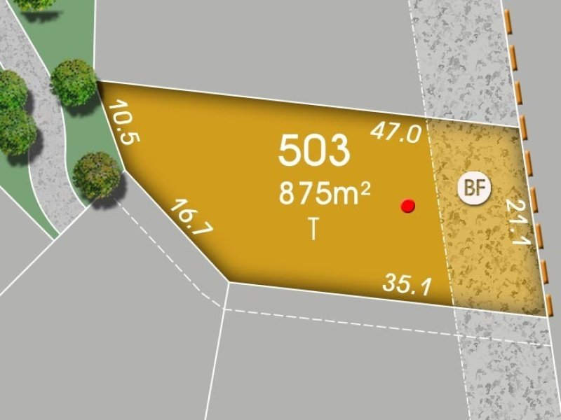Lot 503 TBA, Woodlands, Qld 4343