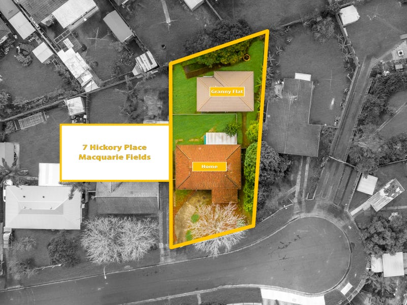 7 Hickory Place, Macquarie Fields, NSW 2564