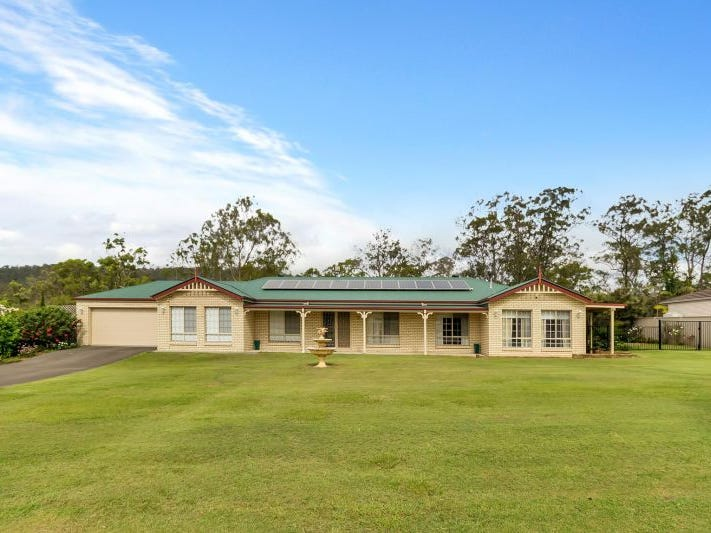38 Mountain View Crest, Mount Nathan, Qld 4211
