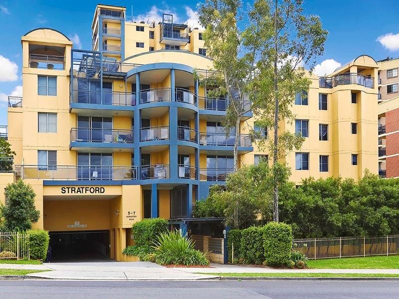 80/5-7 Beresford Road, Strathfield, NSW 2135