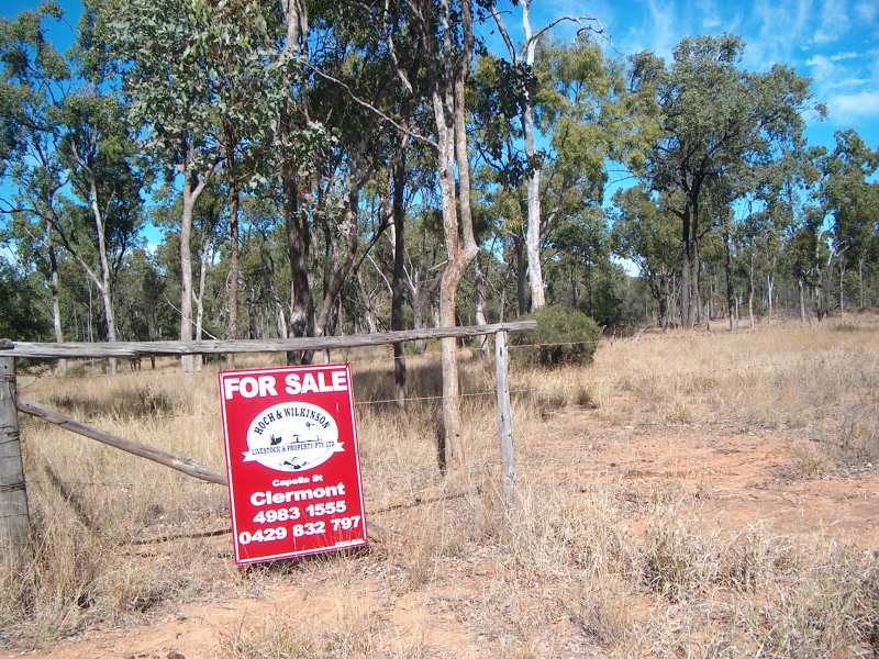 Lot 717, Laglan Road, Clermont, Qld 4721