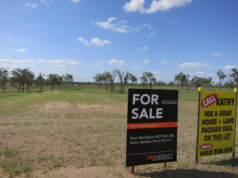Lot 7 Clifton Street, Gracemere