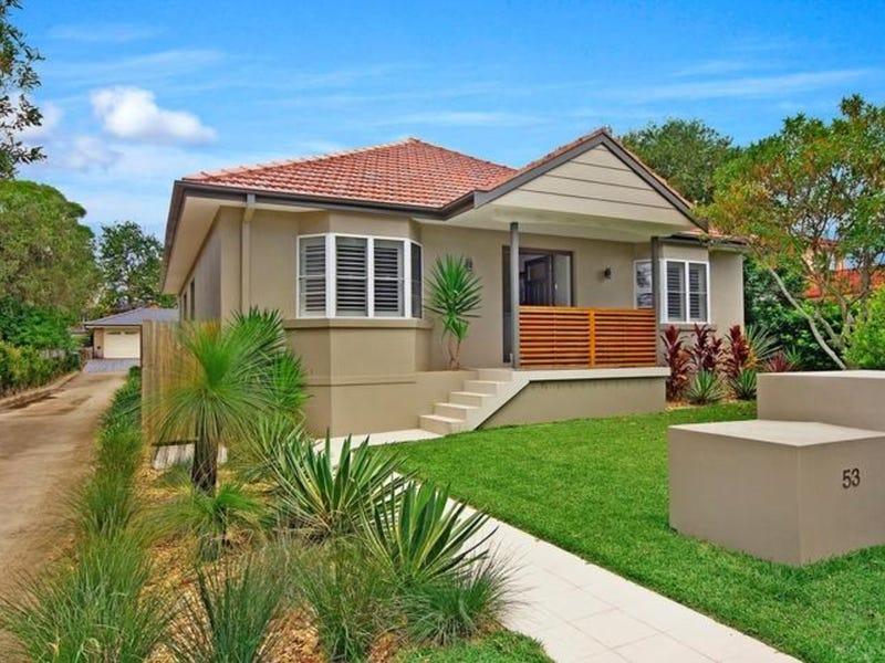 53 Amor Street, Hornsby, NSW 2077