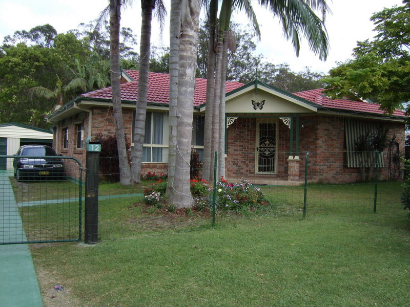 12 Wilfred Partridge St, South West Rocks, NSW 2431