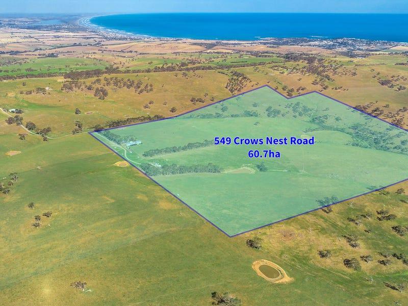 549 Crows Nest Road, Hindmarsh Valley, SA 5211