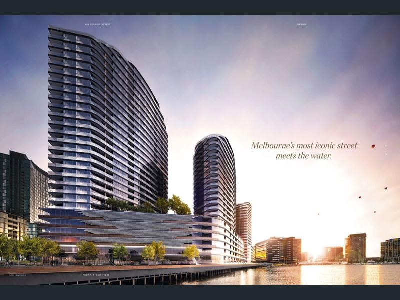 889 North Tower Collins Street, Docklands, Vic 3008
