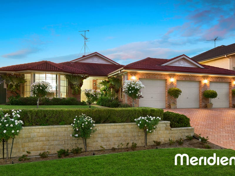 12 Minstrel Place, Rouse Hill, NSW 2155