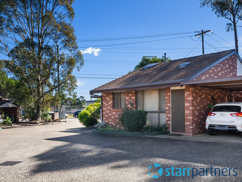 6/85 Railway Street, Yennora, NSW 2161