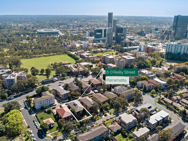 1-8/6 O'Reilly Street, Parramatta, NSW 2150