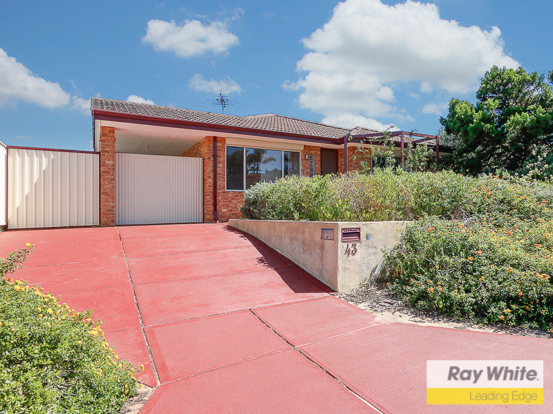 43 Carberry Square, Clarkson, WA 6030