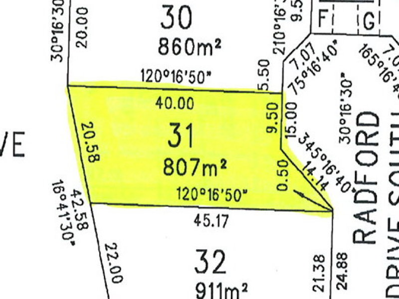 Lot 31, Lot 31 Radford Drive South, Port Pirie, SA 5540