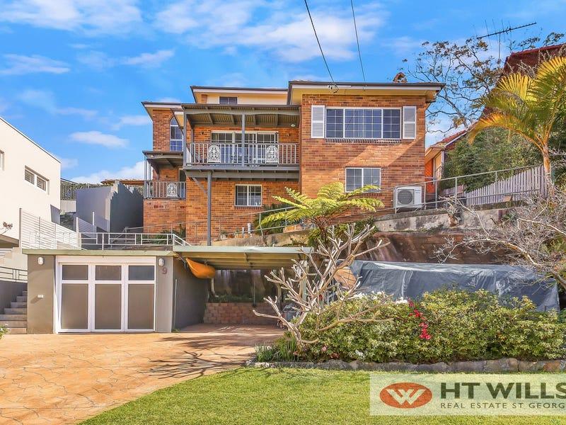 9 Benwerrin Avenue, Carss Park, NSW 2221