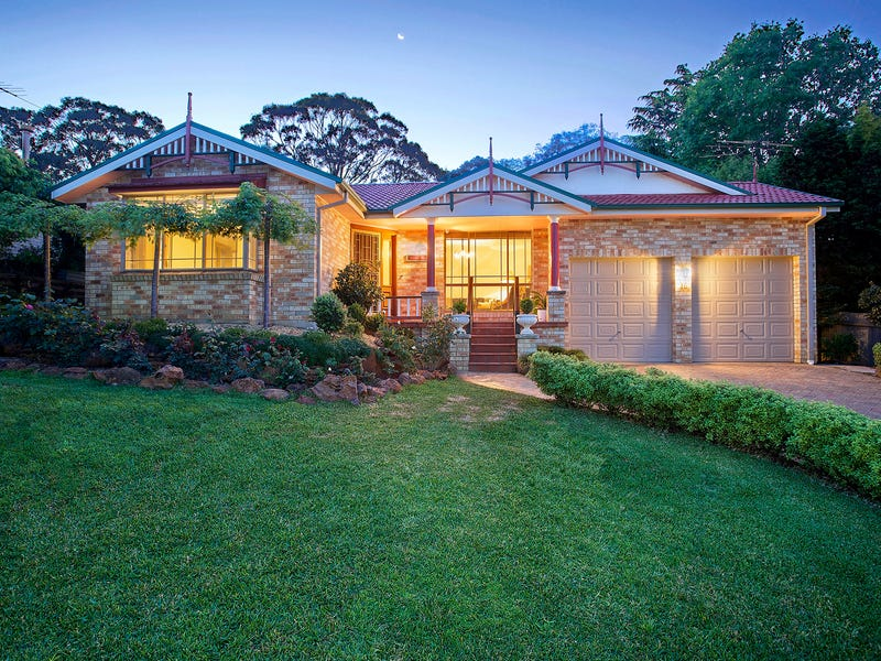 16 Hester Road, Leura, NSW 2780