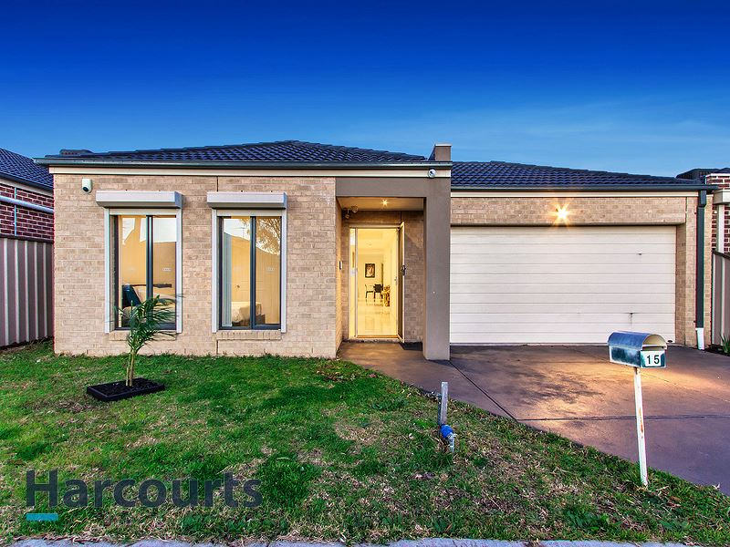15 Cunningham Chase, Burnside Heights, Vic 3023