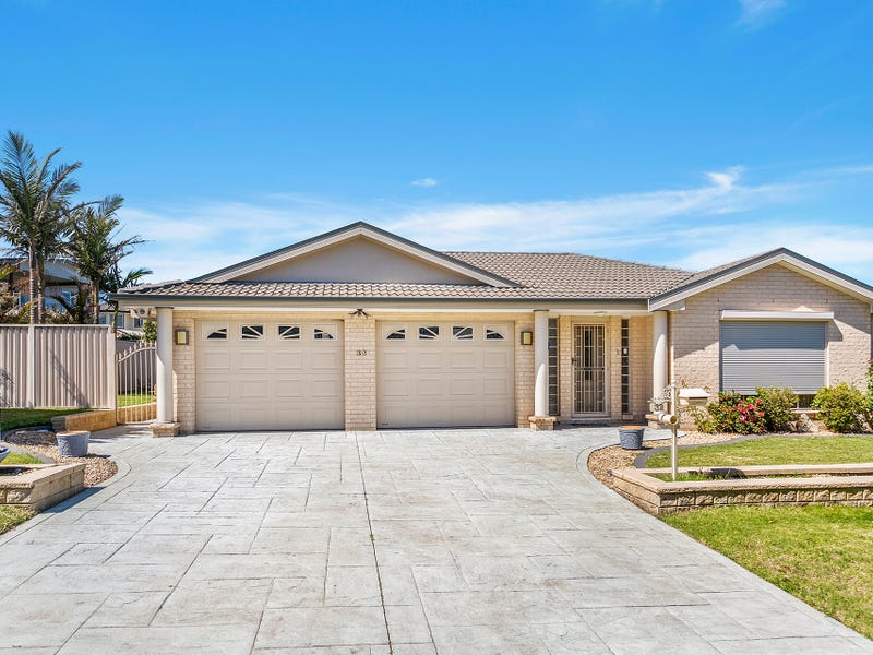 32 GREEN CRESCENT, Shell Cove, NSW 2529