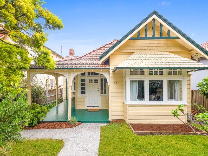 22 Milner Street, Mosman, NSW 2088