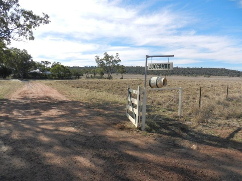 "1615 Warrong Road, ""Luccombe"", Mitchell, Qld 4465"