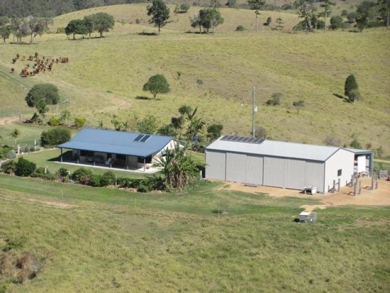 365 MINGO ROAD, GOOD NIGHT, Gin Gin, Qld 4671