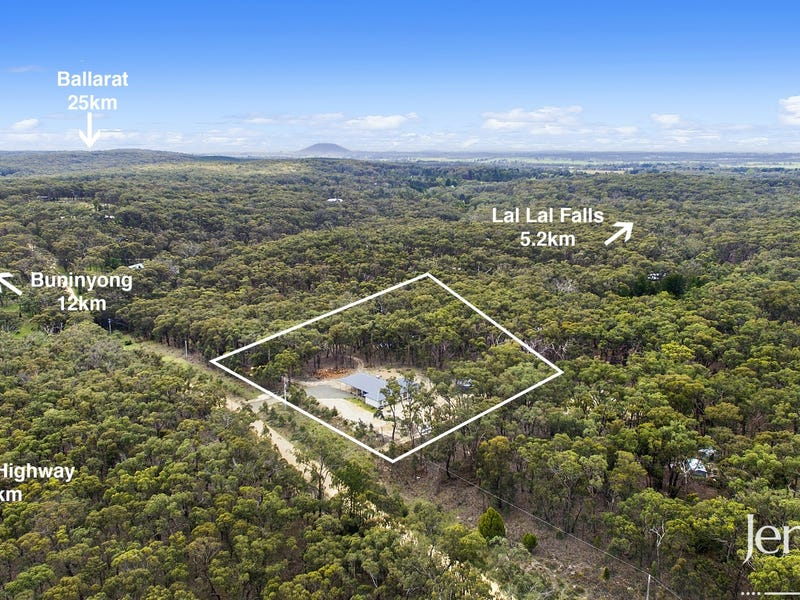 107 Eaglehawk Road, Lal Lal, Vic 3352