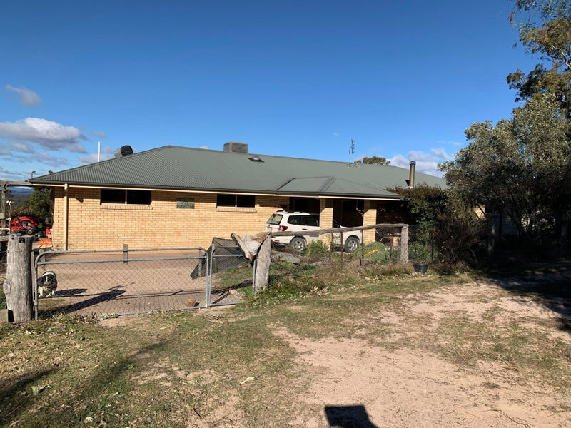 2129 OLD STANTHORPE ROAD, Cherry Gully, Qld 4370