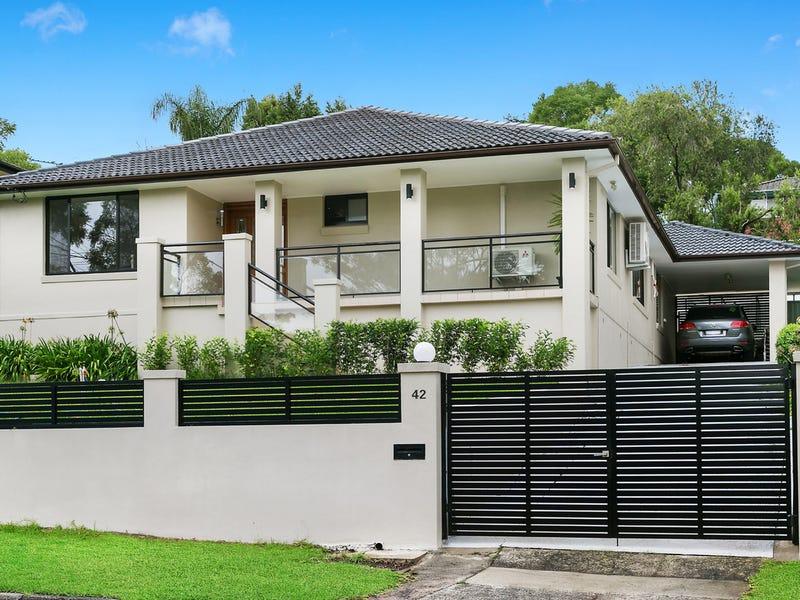 42 Hewitt Avenue, Wahroonga, NSW 2076