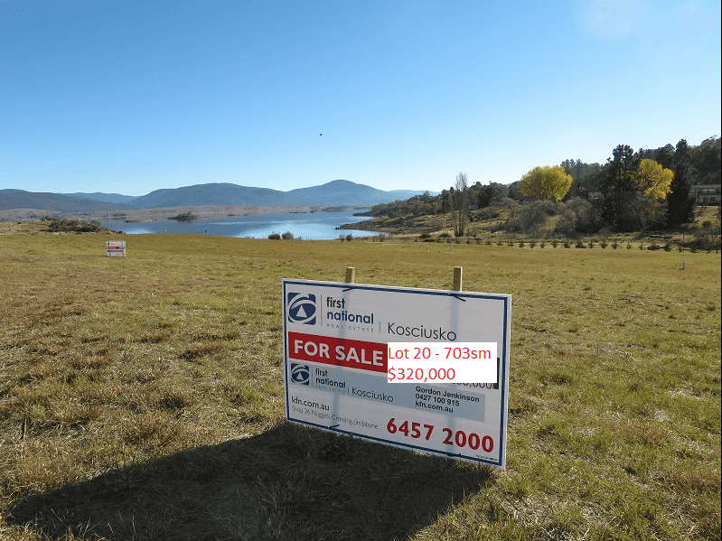 Lot 20 Old Kosciuszko Road, East Jindabyne
