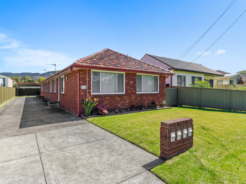 4/30 Payne Road, East Corrimal, NSW 2518