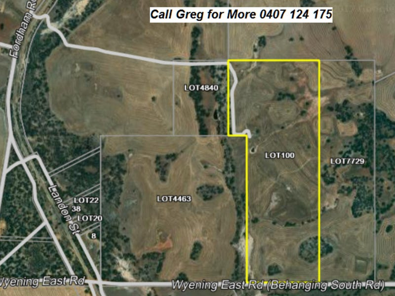 Lot 100, Wyening East Road, Wyening, WA 6568