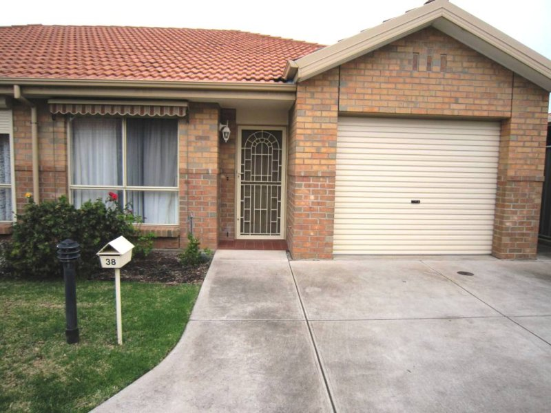 Unit 38, 1 Humphries Terrace, Kilkenny, SA 5009