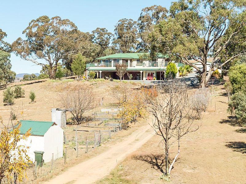 39 Mount Livingstone Road, Michelago, NSW 2620