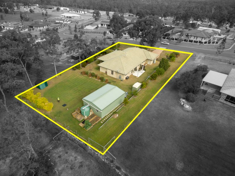 253-255 Red Gum Road, New Beith, Qld 4124