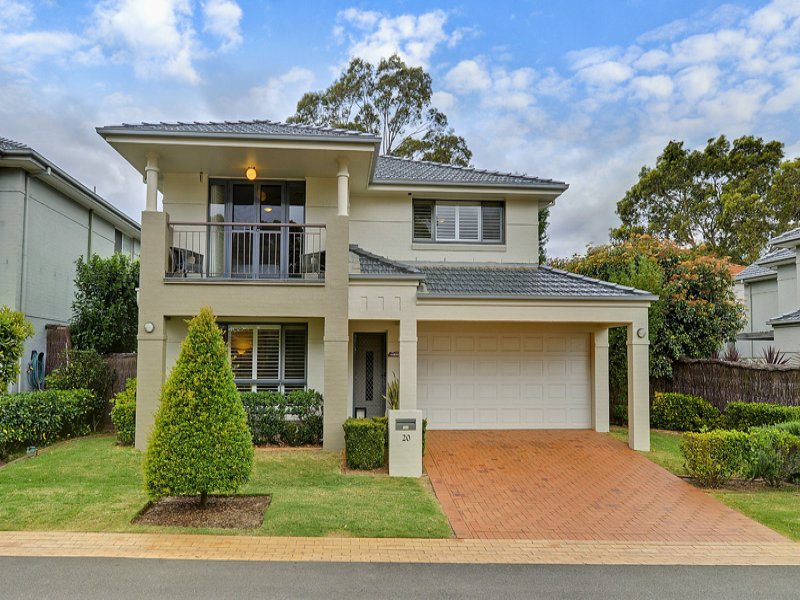 20 The Sanctuary Westleigh Nsw 2120 Property Details