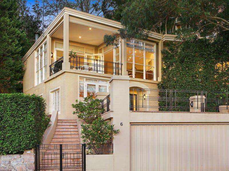 6 Euthella Avenue, Hunters Hill, NSW 2110
