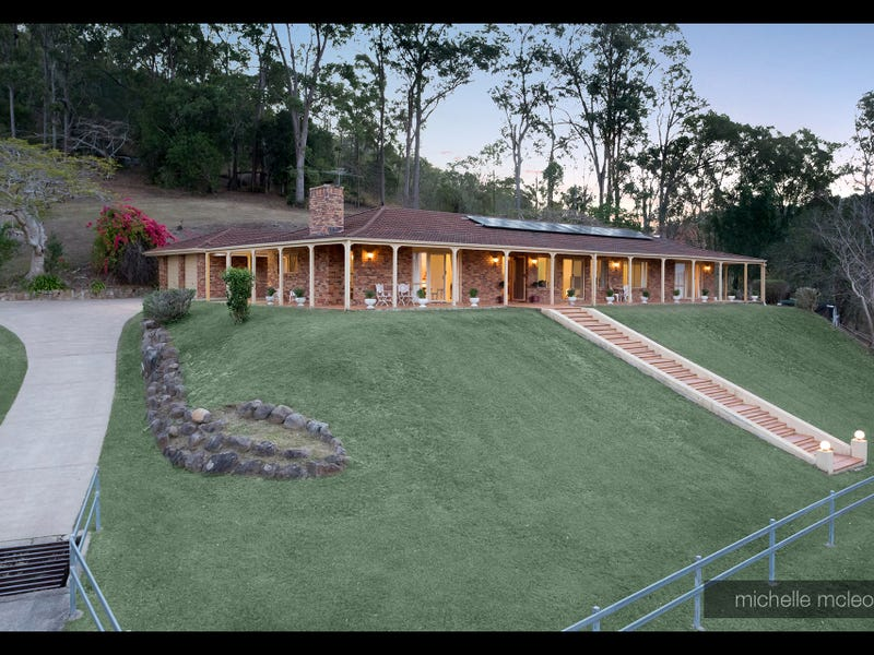 366 Upper Brookfield Road, Upper Brookfield, Qld 4069