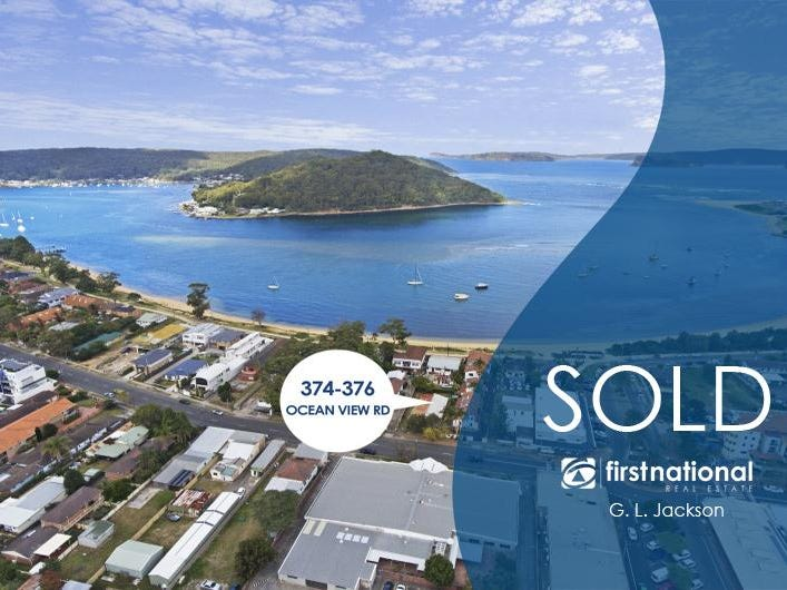 374-376 Ocean View Road, Ettalong Beach, NSW 2257