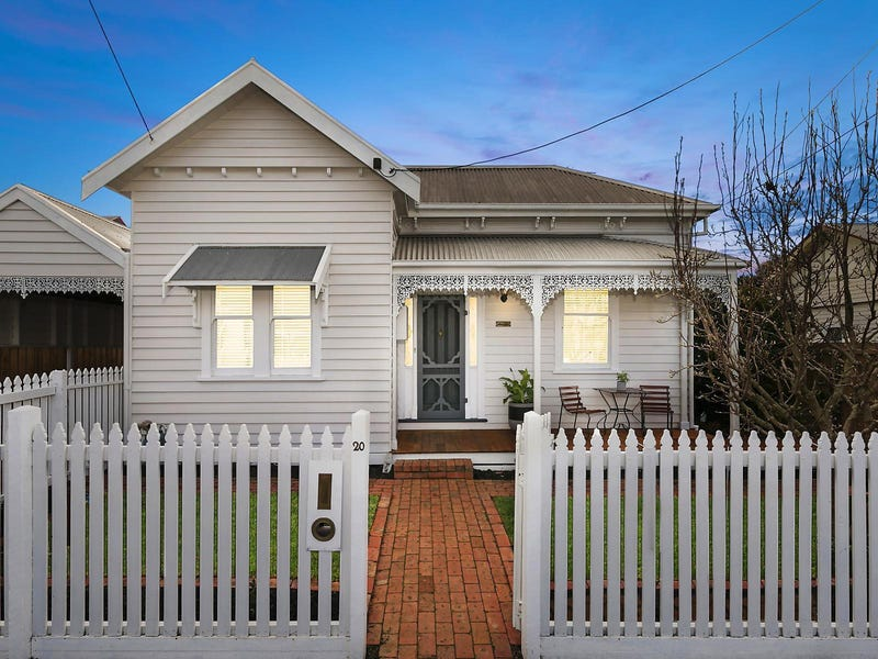 20 Albert Street, Geelong West, Vic 3218