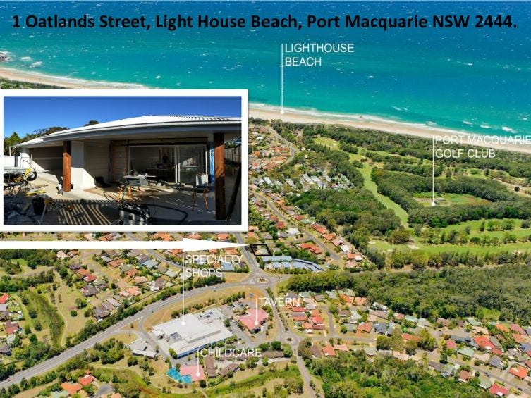 1 Oatlands Street, Port Macquarie, NSW 2444