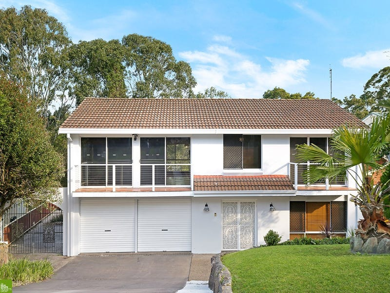 15 Noonga Place, Cordeaux Heights, NSW 2526