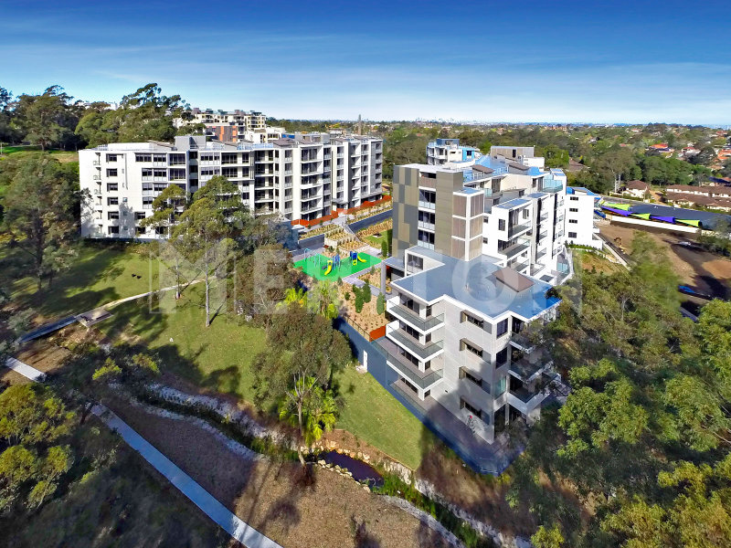 204/16 Epping Park Drive, Epping