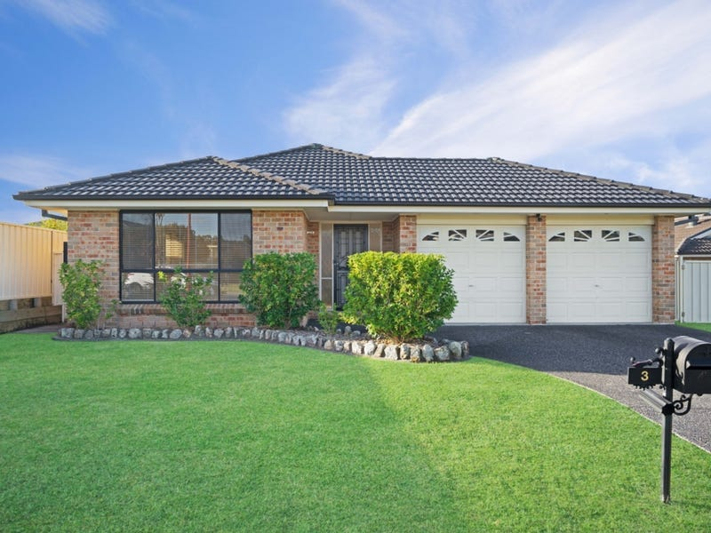 3 Wakefield Close, Raworth, NSW 2321