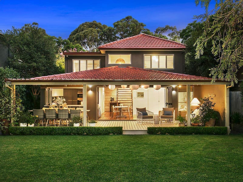 32 Park Road, Hunters Hill, NSW 2110