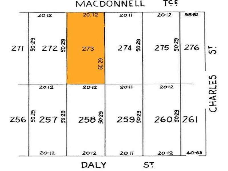 Lot 273, Lot 273/ MacDonnell Terrace, Springton, SA 5235