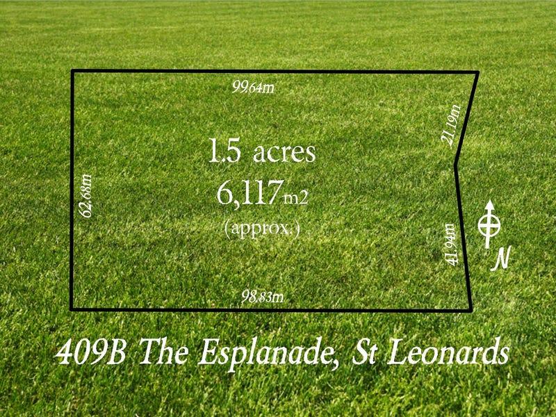 409B The Esplanade. Esplanade, St Leonards, Vic 3223