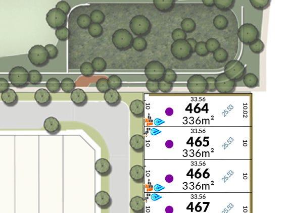 Lot 465, Dickerson Loop, Hammond Park, WA 6164